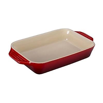 Le Creuset 1 4/5 Quart Signature Rectangular Dish