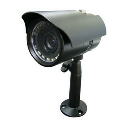 Camera Color Dsp (Speco VL66 Weatherproof Color DSP Bullet Camera Varifocal IR)