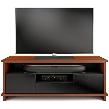 Amazon.com: BDI Novia 8428 Double Wide Entertainment Cabinet ...