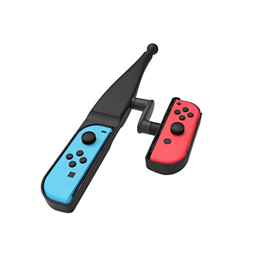 FunMax Fishing Rod for Nintendo Switch Joy-con Controller for Bass Pro Shops- The Strike