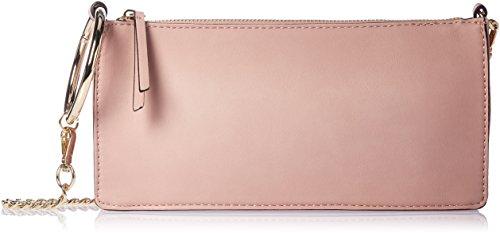 Nine West Silana Clutch Shoulder Bag, modern pink