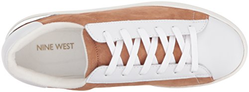 Leather Dark Natural Palyla Women's Multi Nine West ItwHnR