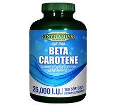 Bestselling Beta Carotenes Antioxidants