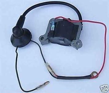 31kIzM5WS2L._SX355_ amazon com 2 stroke ignition coil plug for chinese 33cc 43cc 49cc