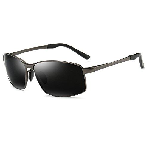 SSSX ULTRAVIOLETA Gafas anti sol Color hombres vidrios conducen C que Gafas GYYTYJ de D los de los cuadradas deportivas polarizadas dfawS5q