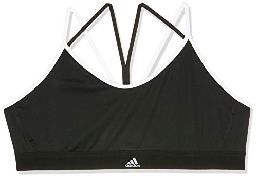 Adidas Blanc All De Femme Noir Me Brassière Strappy Sport rrqgnzw8d