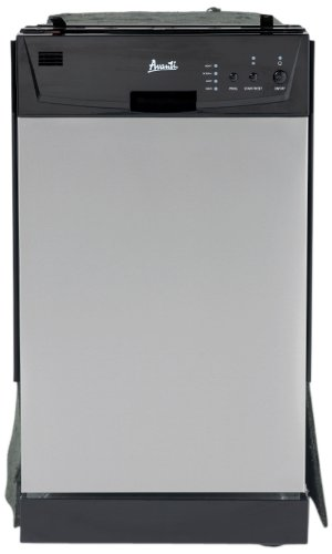 Avanti DWE1802SS Built Dishwasher Stainless