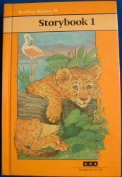 Storybook 1 (Reading Mastery II)