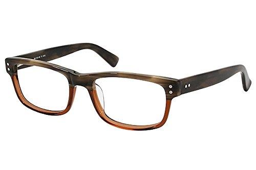 Tuscany Men's Eyeglasses 519 17 Tortoise Full Rim Optical Frame 54mm