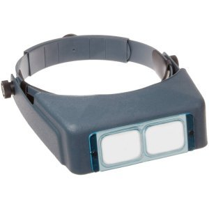 Donegan OptiVISOR Magnifier #7 DA-7 Glass Lens