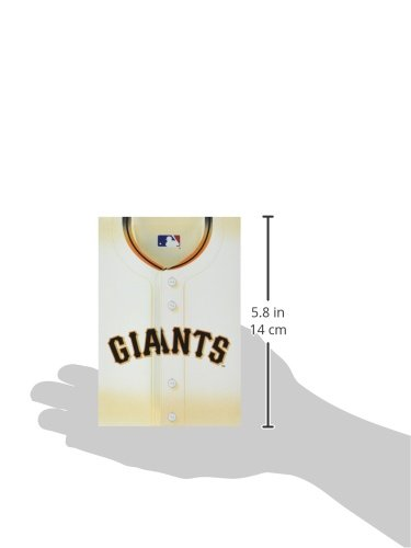 San Francisco Giants Major League Baseball Collection Party Invitation /& Thank You Card Set Amscan Toys 489891