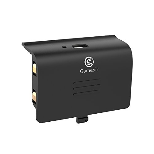 31kJ6iFhlTL - GameSir Rechargeable Battery for T2a/T2s Controller Gamepad, 800mAh