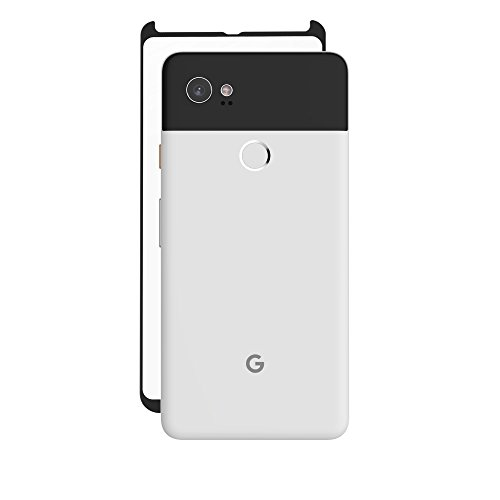 ZAGG InvisibleShield Glass Curved Screen Protector - Curved for The Google Pixel 2 XL -Impact & Scratch Protection - Smudge Resistant - Clear by ZAGG (Image #1)