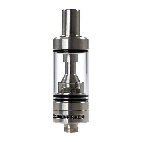 Eleaf GS Baby Clearomizer 2 ml, Durchmesser 16,5 mm, Riccardo Verdampfer für e-Zigarette, silber