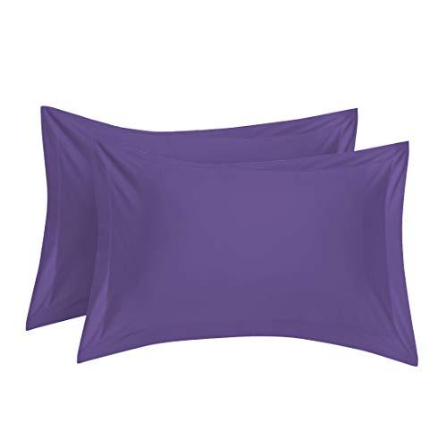 Amazon Com Uxcell Pillow Shams Oxford Pillow Cases