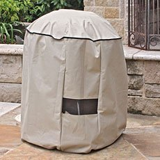 Char-Broil Tan Kettle BBQ Cover – Premium Quality For Sale