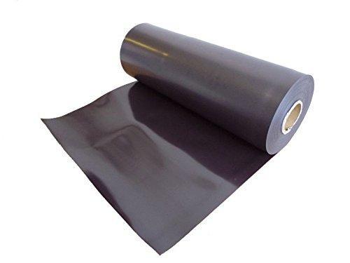 Foglio magnetico naturale 0,4mm x 20cm x 31cm - applicabile a tutti superfici metalliche, flessibile Magnosphere