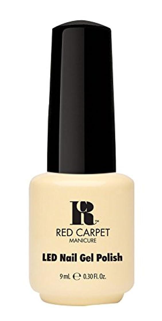 戦争どっちジェムRed Carpet Manicure - LED Nail Gel Polish - Fairy Tale Moment - 0.3oz / 9ml