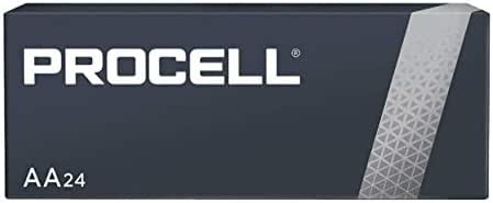 Batteries: Duracell Procell