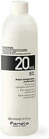 Crema Fanola, 6 % de óxido, de 300 ml