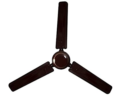 Usha Aerostyle 1200mm 74-Watt Ceiling Fan (Rich Brown)