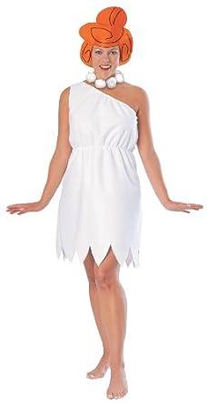amazon com rubie s the flintstones wilma flintstone costume clothing