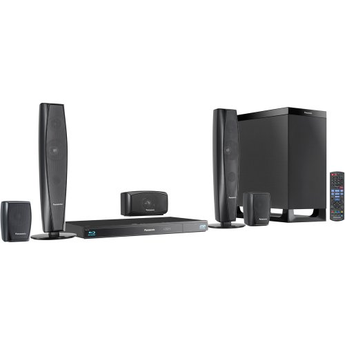 Panasonic SC BTT370 Channel Surround Entertainment