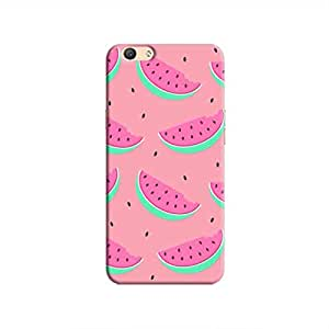 Cover It Up - Melons Stickers F1sHard Case