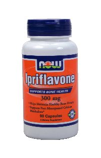 Now Foods Ipriflavone 300 mg - 90 Caps (Multi-Pack)