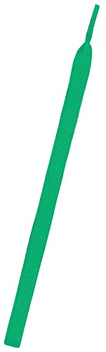 "45"" Kelly Green Regular Youth Length Shoe and Cleats Laces"