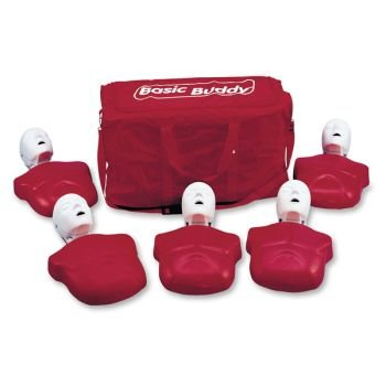 Basic Buddy CPR Manikin (Pack of 5) by Basic Buddy