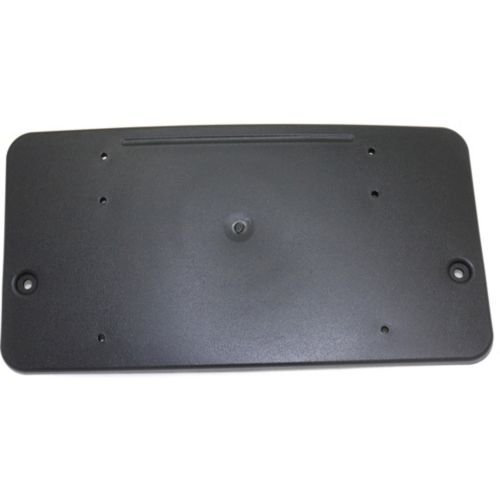 MAPM Premium ML-CLASS 08-11 FRONT LICENSE PLATE BRACKET, Textured, w/o AMG Styling Pkg. and Sport Pkg, Expt ML63