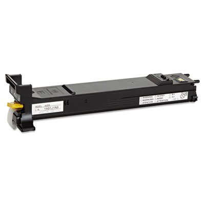 AODK132 Konica Minolta Toner Cartridge - Black - Laser - High Yield - 8000 Page - OEM