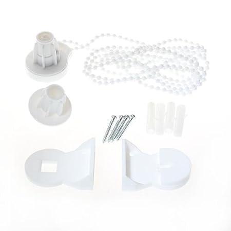 Roller Blind Shade Cluth Bracket Bead Chain 25mm Kit by MEMTEQ/Â/®
