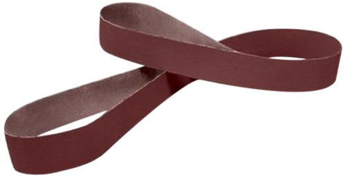 3M(TM) Cloth Belt 341D, X-Weight, Aluminum Oxide, 72'' Length x 2'' Width, P240 Grit, Brown  (Pack of 50)