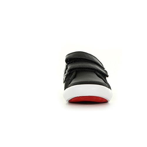 Le Coq Sportif Saint Malo Syn PS Strap - Zapatillas de Deporte de material sintético Niño