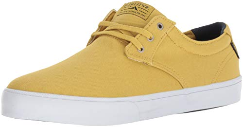Lakai DALY - Zapatillas para Hombre, Dusty Yellow Canvas, 5 M US