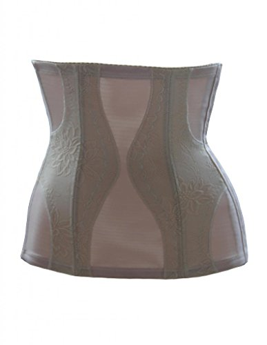 Women Elasticity Lace Waist Training Cincher Underbust Corset Body Shaper