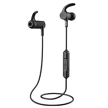 TGSKGZKJDBMD Auriculares Inalámbrico Bluetooth Estéreo Estéreo Auriculares Deportivos Bajo para el oído Auriculares a Prueba de