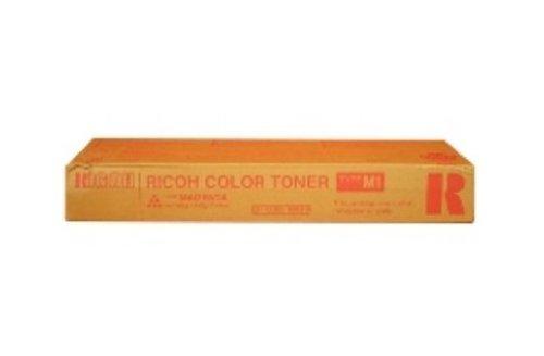 Ricoh 885319 Magenta Laser Toner Bottle 885319 Magenta Toner