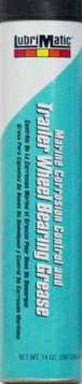 Lubrimatic Trailer Wheel Bearing Grease 14 Oz. by Lubrimatic