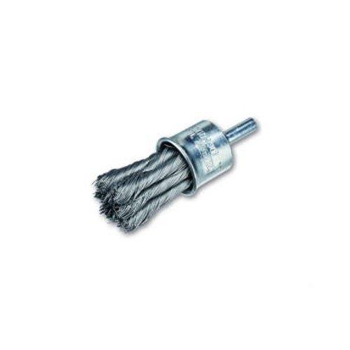 V/ástago 6mm Amoladora recta altas revoluciones Osborn 30x44x29x0,26 Cepillos pincel alambre trenzado Acero