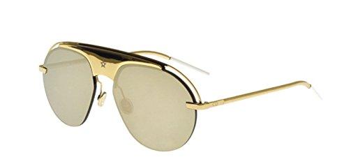 New Christian Dior DIO(R)EVOLUTION 2 J5G/QV Gold/Grey Gold - 2 Model Sunglasses Dior