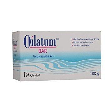 Amazon Pack Of 3 Oilatum Bar Soap 100gram Baby Soaps Beauty