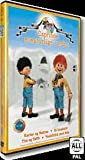 Caprino's World of Adventure - Part 2 ( Karius og Baktus / Et hundeliv med meg / Tim og Tøffe / Veslefrikk med fela ) ( Karius and Baktus / Little Frank [ NON-USA FORMAT, PAL, Reg.0 Import - Norway ]