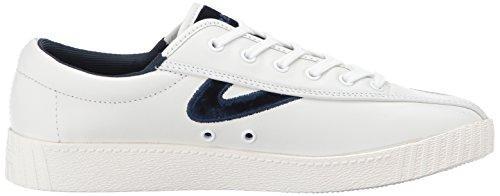 Blue Sneaker Tretorn Nylite15plus Women's White xOYxwB4qS