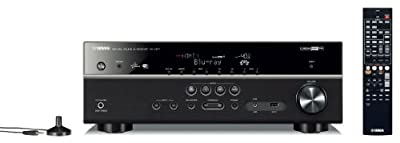 Yamaha RX-V577 7.2-channel Wi-Fi Network AV Receiver with AirPlay