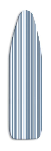 Whitmor Deluxe Ironing Board Cover & Pad, Berry Blue