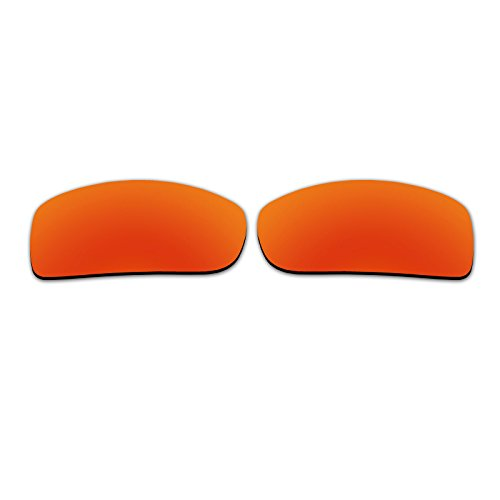 Polarized Replacement Lenses For Spy Optic Oasis Sunglasses Fire Red