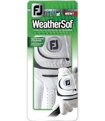 FootJoy Women's WeatherSof Golf Glove (for the right hand)